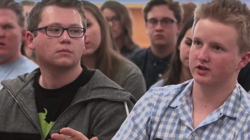 White staffer at college newspaper: 'If you're white, you're probably racist'