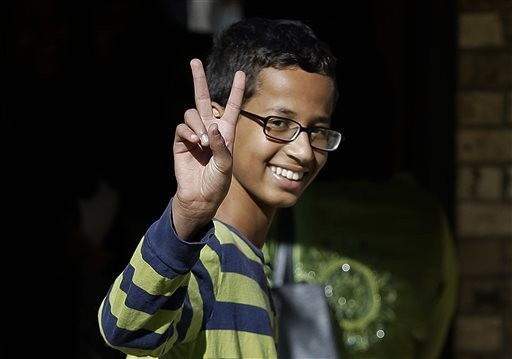 Before Clock Incident Made Him a Celebrity, Ahmed Mohamed 'Racked Up Weeks of Suspensions' and Clashed With Authority