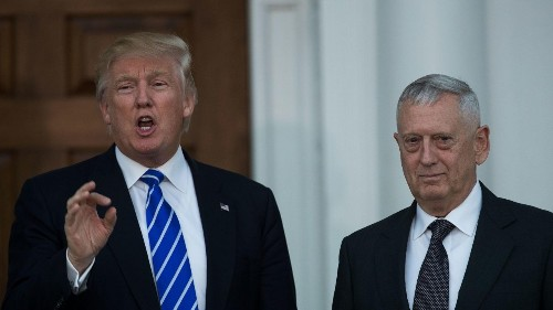 Is Secretary James Mattis on his way out? Trump responds to the rumors, drops shock admission.