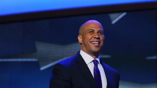 Here's what Cory Booker did immediately after voting against Brett Kavanaugh's SCOTUS confirmation