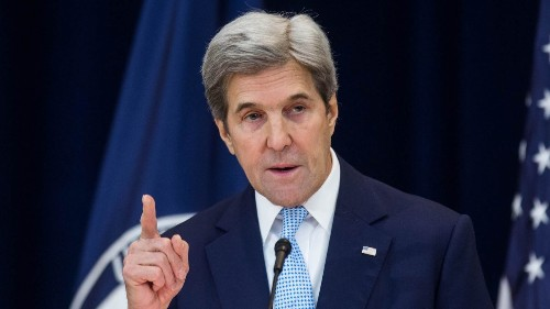 Kerry skewers Israel: It 'cannot be both' Jewish and democratic with one-state solution