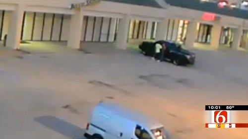 Robber Assaults 84-Year-Old Man, Heads Towards His Wife — Satisfying Video Shows the Next Moments