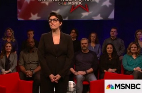 'So Far Left It Could Never Be Elected': Hillary Clinton, Bernie Sanders and Even MSNBC Are Skewered in 'SNL' Sketch