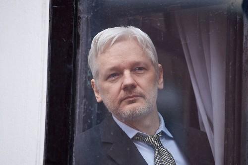 WikiLeaks Founder Julian Assange: Justice Dept. Set a 'New Standard' for Clinton Email Investigation