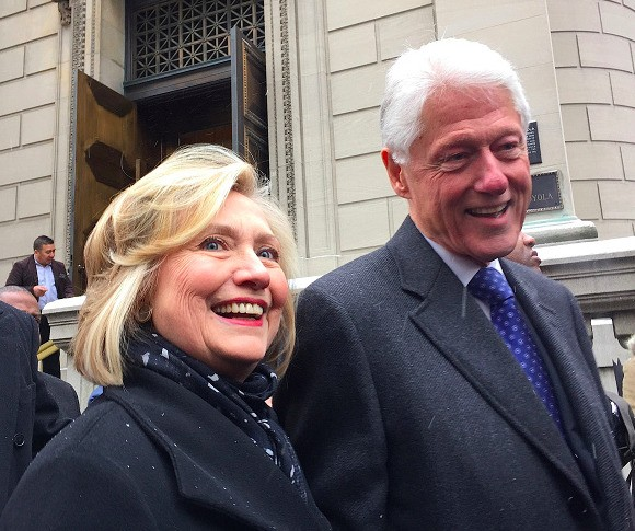 Six Ways Hillary Is Running Against Bill Clinton's Legacy