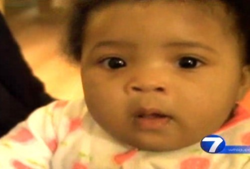 Infant Strapped in a Car Seat Ejected 25 Feet After Crash and Found Facedown. But When They Turned Her Over, Something Amazing Happened. (UPDATED)