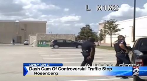 Dash Cam Video Shows How Simple Traffic Stop Quickly Escalated When Driver Informed Officer of Concealed Carry Permit