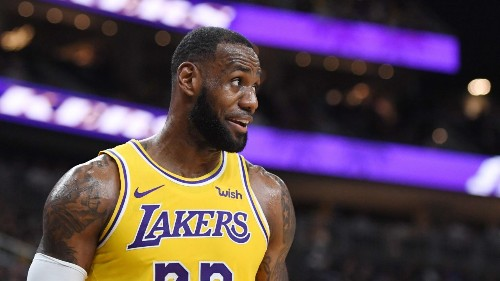 LeBron James allows his 11-year-old, 14-year-old sons to drink alcohol — and MADD is furious