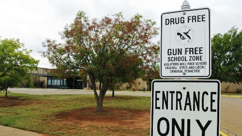 Over 98% of mass shootings occurred on gun-free zones, research shows