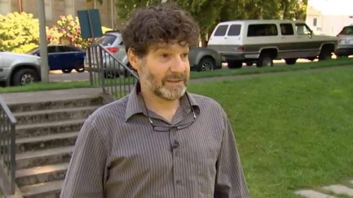 Professor who was told to leave campus for being white just won major victory against his employer