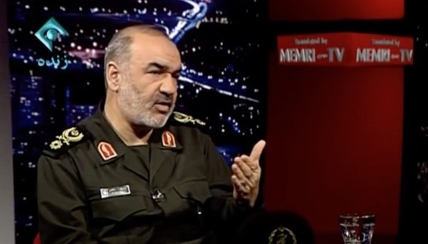 Iranian General Talks Hypothetical War With U.S., Uses These Three Words to Describe It