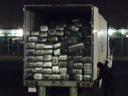 Mexican Trucker Said He Was Hauling Mattresses. What the Border Patrol Found Inside Broke a Drug-Smuggling Record.