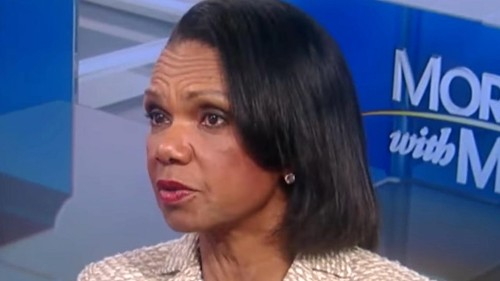 Condoleezza Rice eloquently sums up the Kanye West controversy – here's what she said
