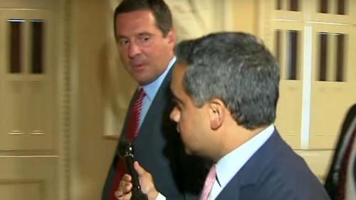 Devin Nunes shuts down CNN reporter over FISA application – here's why