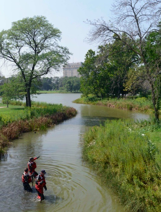 'Unthinkable': Parts of Toddler's Dismembered Body Found Floating in Lagoon at Chicago Park