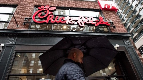 Chick-fil-A top choice with students for new restaurant at college. But school officials say no way.