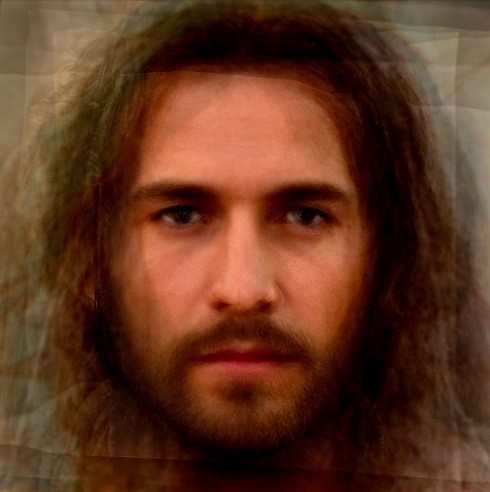 See What Happens When You Morph All of These Photos of 'Jesus' Into One Composite Image