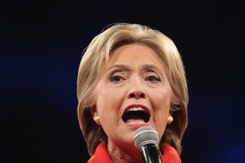 Hillary Clinton Says She Has 'Two Words' for 'Every Single Candidate in…Republican Debate'