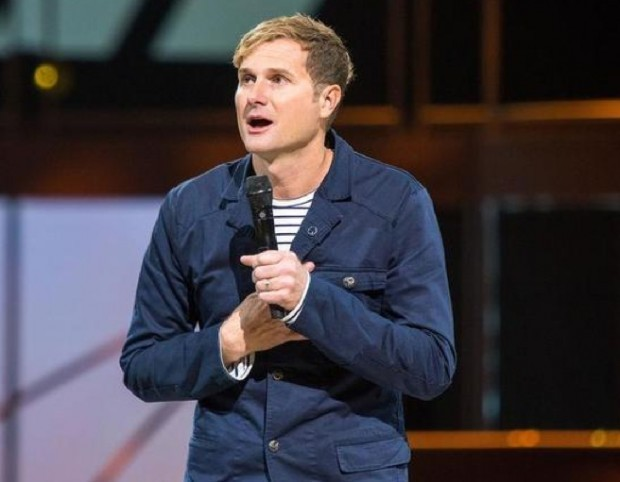 What He Said About Hell and the Bible Rocked the Christian World. Here's What Ex-Pastor Rob Bell Is Up to Four Years Later.