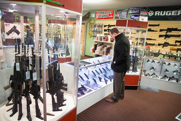 Banning Online Gaming Dangerous Precedent for Online Gun Sales
