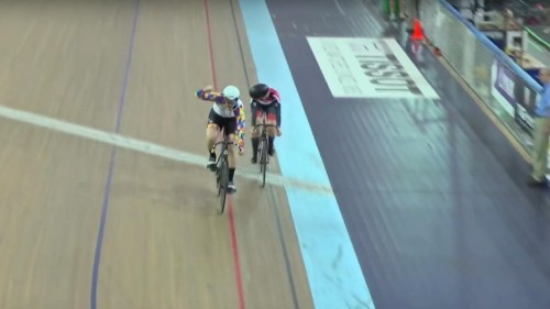 Transgender female cyclist places first against biological women in meet: 'I'm a WORLD CHAMPION'