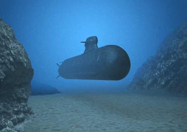 Saab's New Super Stealthy Submarine Is 'Effectively Invisible'