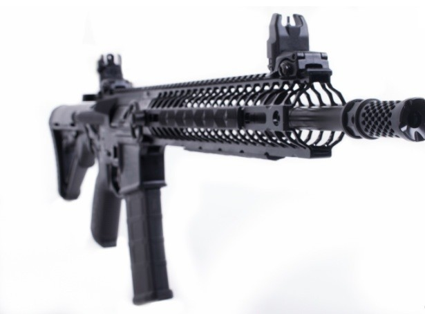 Gun Maker Creates New AR-15 'That Would Never Be Able to Be Used by Muslim Terrorists'