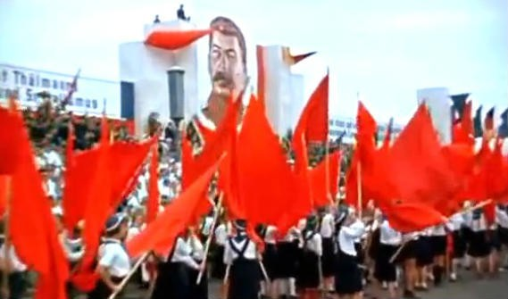 High School Students 'Really Intense With Politics' Vote for Communism-Themed Prom