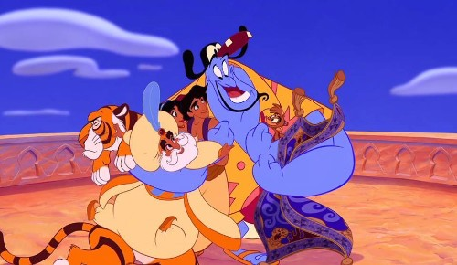 After Survey Found GOP Voters Support Bombing Fictional Aladdin City, This Polling Firm Turned the Tables Around