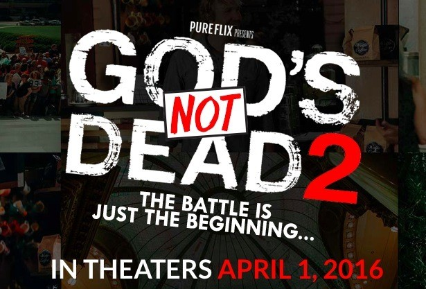 A Christian History Teacher Battles to Keep Her Job and Defend Her Faith. Here's What You Can Expect From 'God's Not Dead 2'