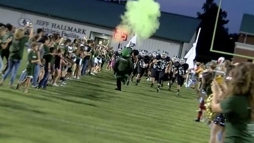 Alabama school district bans prayer before football games. The community just isn't having it.