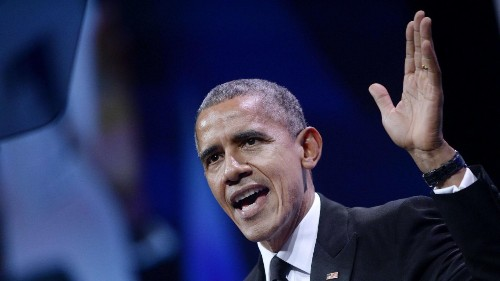 Obama says he never attacked the press, and gets a scathing history lesson