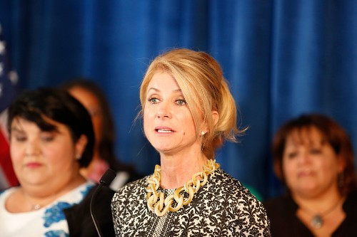 Wendy Davis Makes Big Gun Admission About Her 2014 Gubernatorial Campaign in Texas: 'It … Haunts Me'