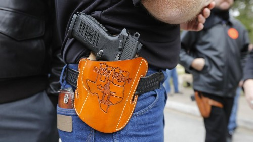 TX lawmaker files 'Constitutional Carry' bill to allow gun owners to shun license to carry in public