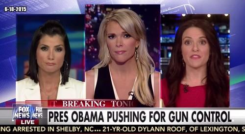 Listen to Dana Loesch's Fiery Rebuttal After Guest Claims 'Very Serious Data' Show Gun Control Prevents Murders