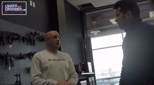 Comedian Goes Undercover to Test Out the 'Gun Show Loophole' — Watch How Gun Sellers React to Requests