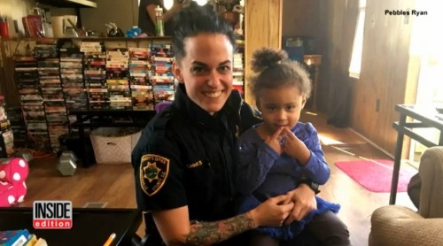 Cops Helps 2-Year-Old Put On Pants After She Called 911