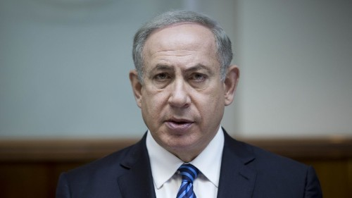 Benjamin Netanyahu responds to John Kerry and the outgoing Obama administration in fiery speech