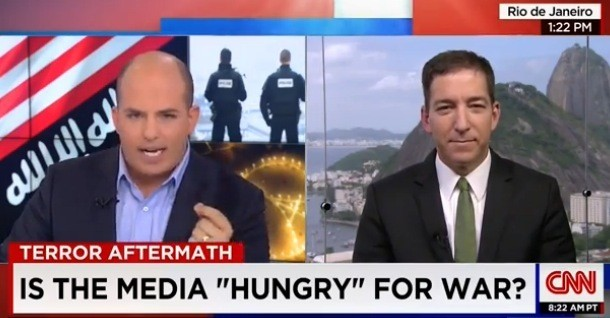 Glenn Greenwald Goes Off on CNN Over 'Anti-Muslim' Coverage During Appearance on…CNN