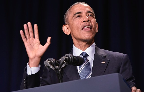 Obama: 'Jesus Is a Good Cure for Fear'