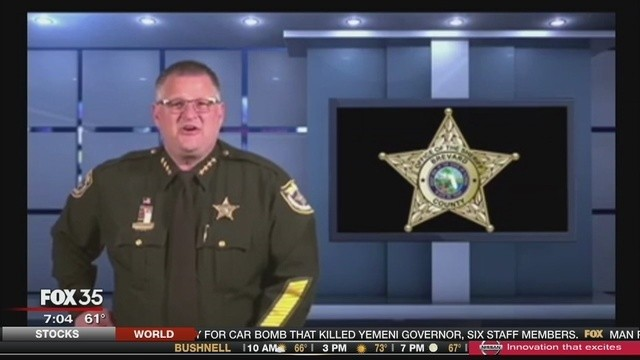 'Let There Be No Mistake in What I'm About to Say': Watch Sheriff's Blunt Message to Gun Owners Amid Terror Threat
