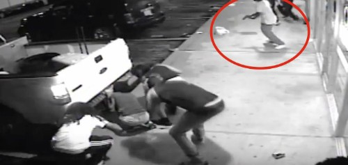 Surveillance Footage Captures Moment Suspect Pulled Gun From Waistband in Ferguson Shooting: Police