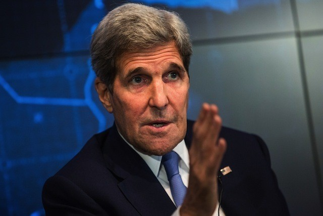 John Kerry Warns of Dire Consequence for the Dollar if Congress Rejects Iran Deal