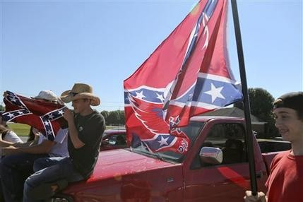 Va. Students in Confederate Flag Fight Unsure of Next Step Because They Are Scared About Potential for Violence