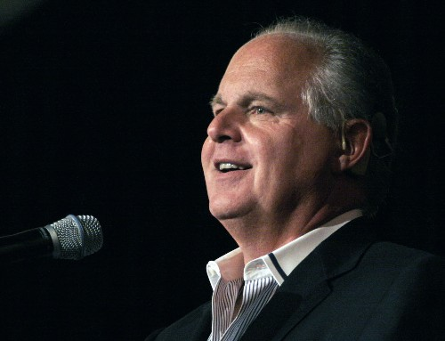 Rush Limbaugh Reacts to Poll Suggesting Whites Rank as 'Angriest' Americans — and He Has a Few Theories