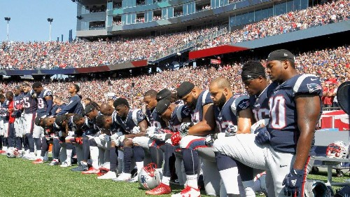 Over 250k Americans vow to boycott NFL over Veteran's Day weekend — then NFL announces anthem policy