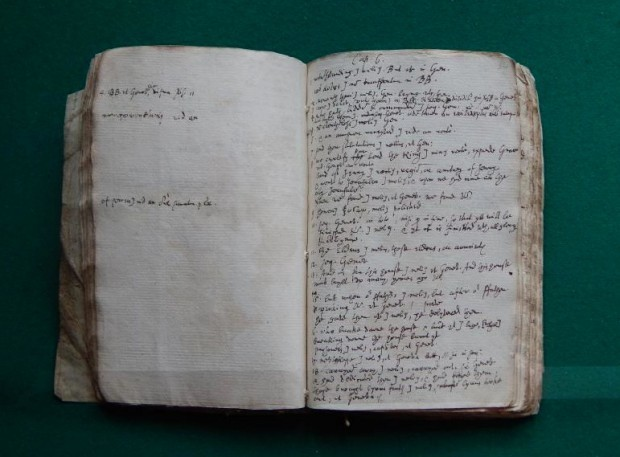 Professor Discovers Major Historical — and Biblical — Find Inside Notebook That Sat Virtually Untouched for Centuries