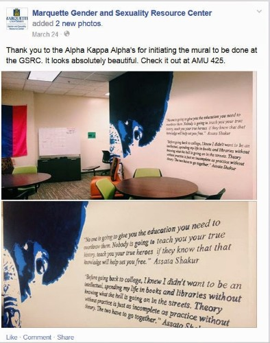 'It Is Being Removed Immediately': University Acts Fast After Learning of 'Extremely Disappointing' Mural on Campus