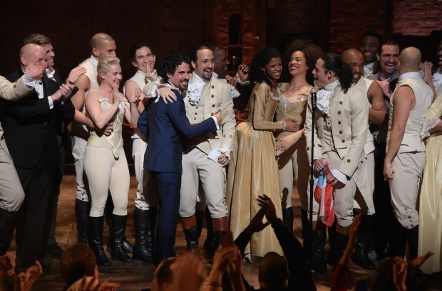 Hit Broadway Show 'Hamilton' Under Fire for Casting Call Seeking 'Non-White' Performers