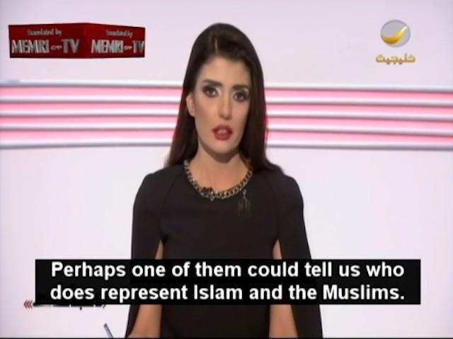 Saudi TV Host Rips Into 'Hypocrites' Who Say Terrorists 'Do Not Represent Islam'